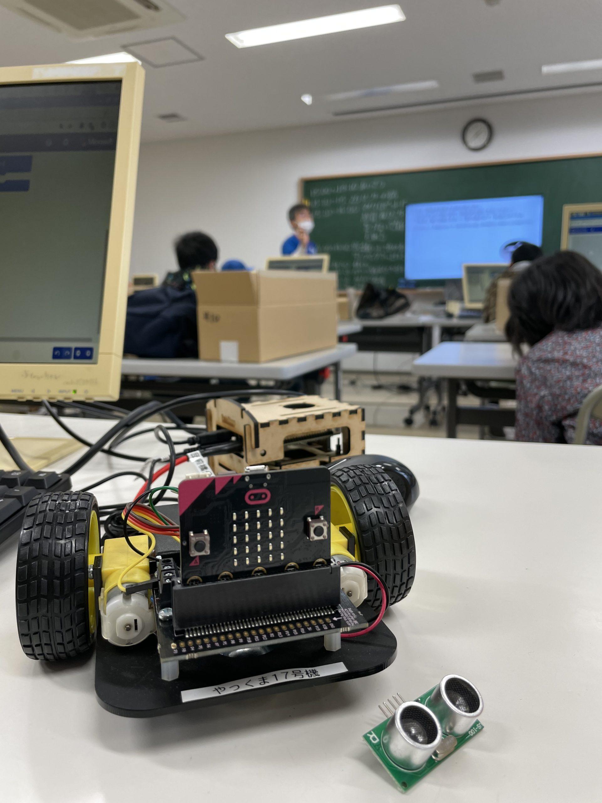 センサーバギー&プログラミング